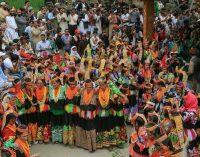 Kalash celebrate Chomos