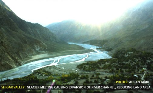 Achieving food security in Gilgit-Baltistan