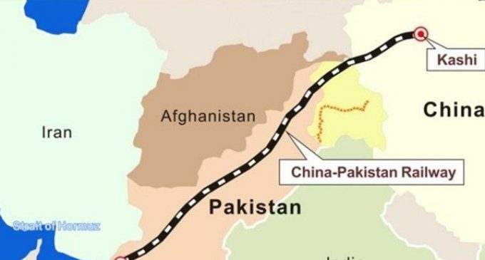 Govt working on new railway tracks under CPEC: report