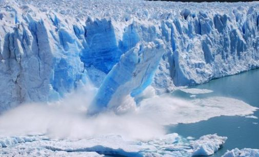 'Melting glaciers pose threat to whole country'
