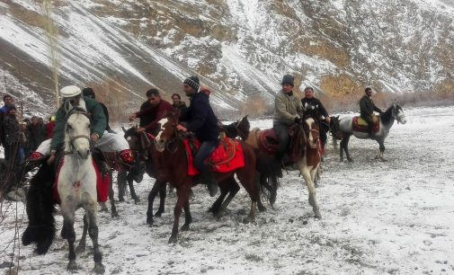 Last horsemen of Hunza: Buzkashi game faces final whistle
