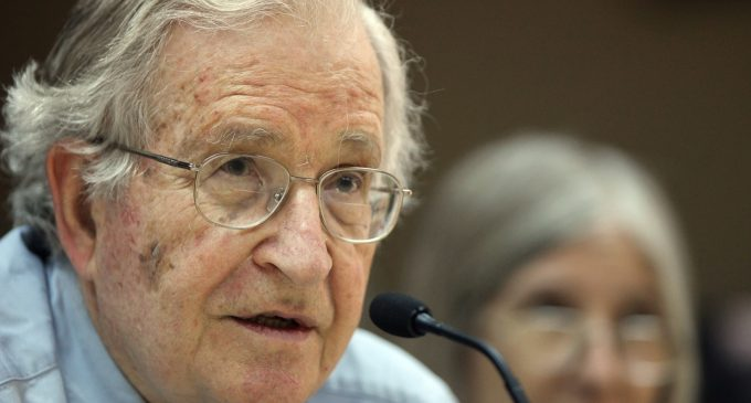 Undermining Our Survival: Daniel Falcone Interviews Noam Chomsky