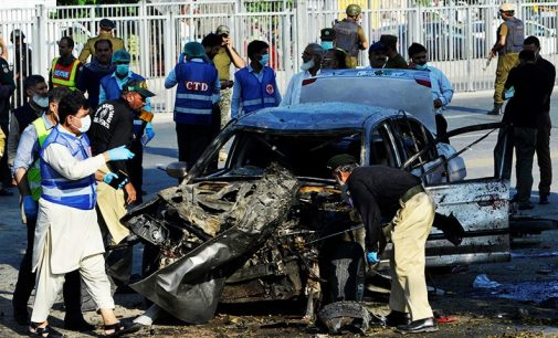 26 killed in blast near Lahore's Ferozepur Road