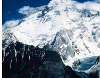 Reaching the summit of Broad Peak, Aminullah Baig sets new record of conquering all 8,000ers
