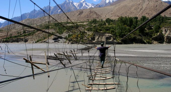 The bridge to peril: A case from District Hunza in Gilgit-Baltistan