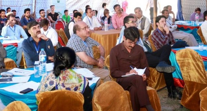 CPEC: Speakers discuss challenges, opportunities for GB, Chitral