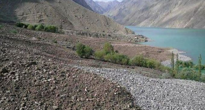 Hundreds of tourists stranded in Skardu as floods, landslide block road, damage agri-farms, tourist resort, bridge