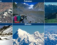 Bleak outlook for Asian glaciers: climate study