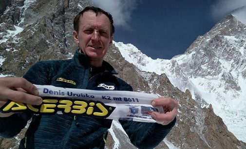 Maverick Polish climber calls off solo bid to summit K2