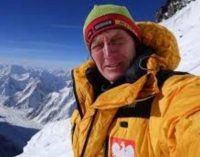 Russo-Polish mountaineer attempts death or glory solo climb up K2