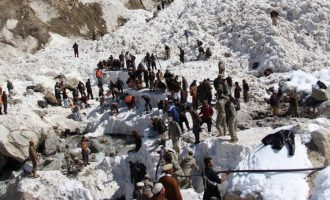 Hunza snow avalanche: Hope fades for three missing youth