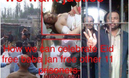 Gilgit-Baltistan's political prisoners — I