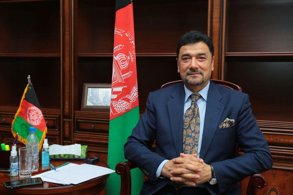 Ambassador Zahir Aghbar